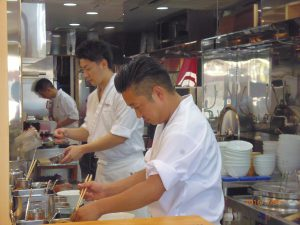 らぁ麺屋 飯田商店